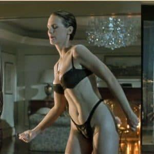 Jamie Lee Curtis amazing body dancing