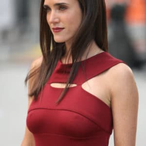Jennifer Connelly hard nipples exposed