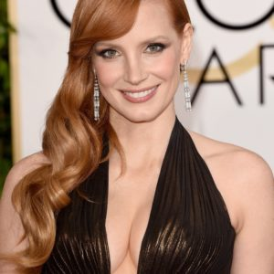Jessica Chastain hottest gallery