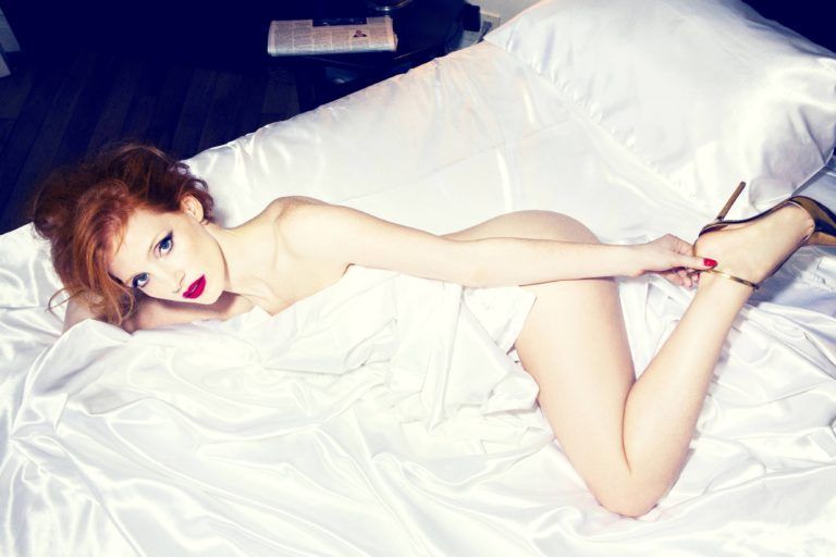 Jessica Chastain naked gallery