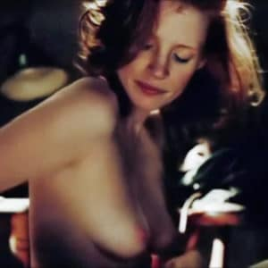Jessica Chastain breasts