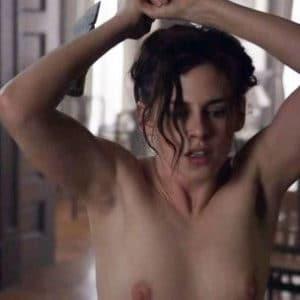 Kristen Stewart natural tits