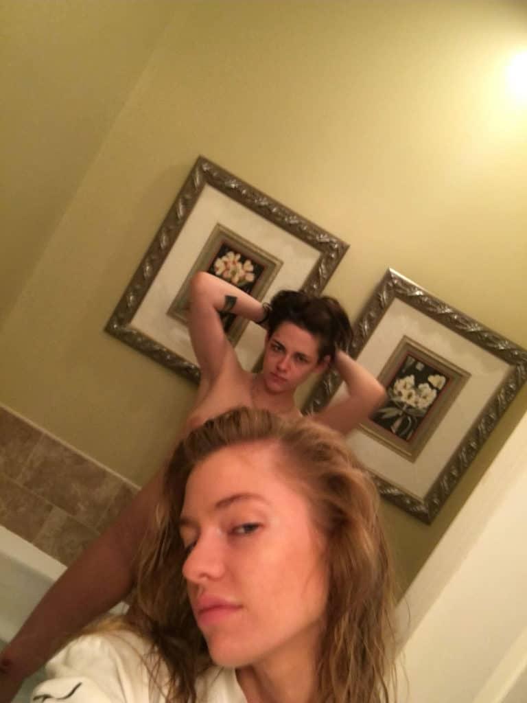 Kristen Stewart tits leaked
