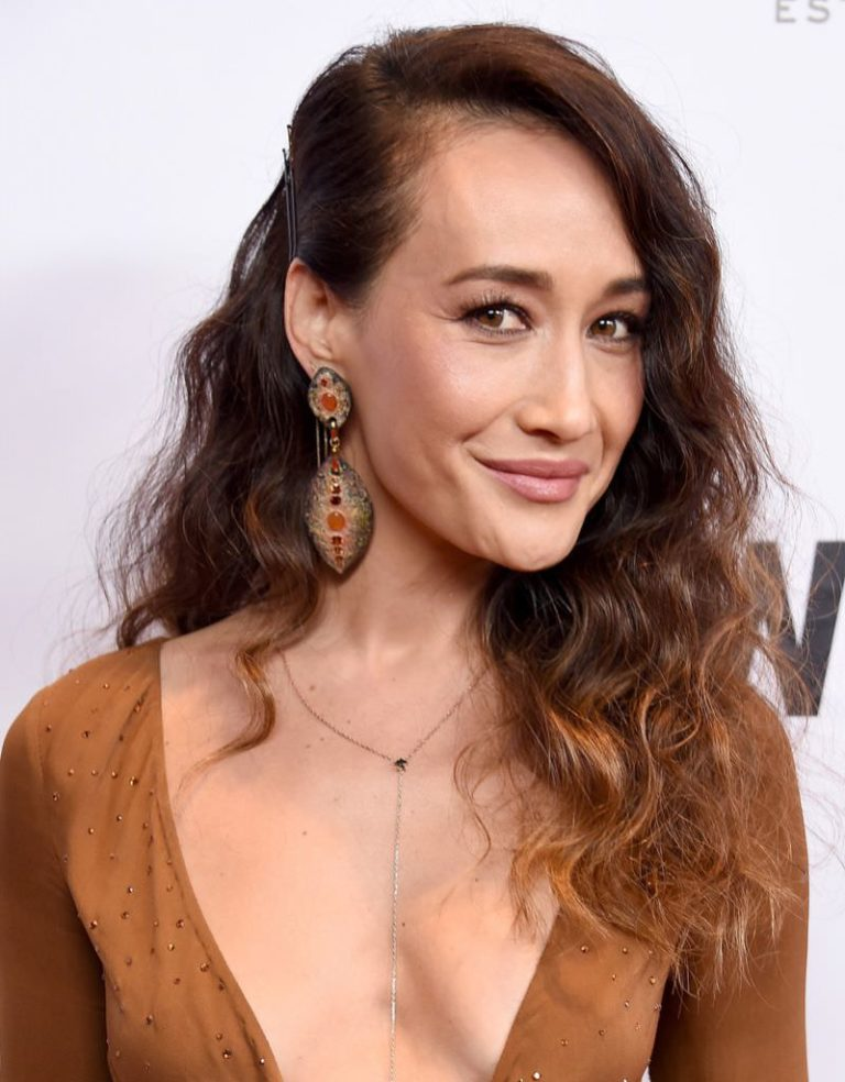 Maggie Q pussy showing