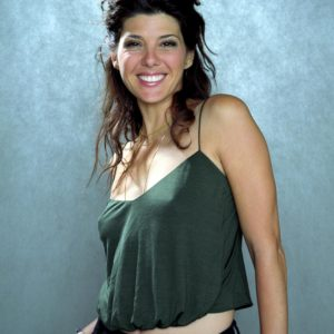 Marisa Tomei posing