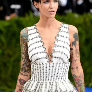 Ruby Rose nude boobs