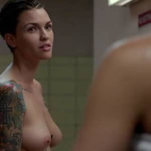 Ruby Rose sexy leaks