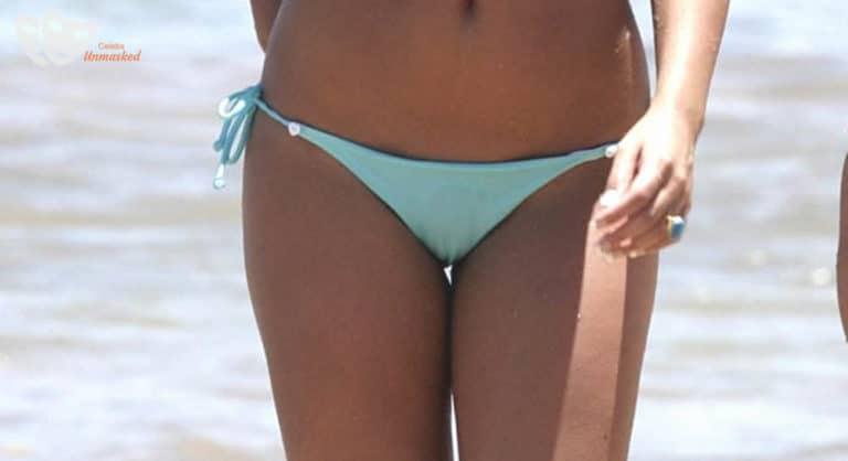 Brooke Hogan vagina