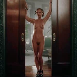 Christina Ricci fully naked