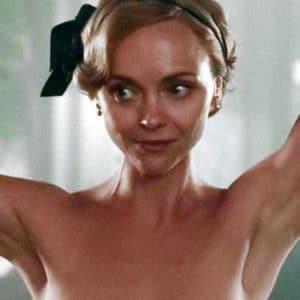 Christina Ricci Nude Pics & Vids — Topless, Pussy, Rough Sex!