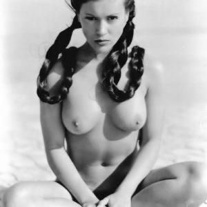 Alyssa Milano hot boobs young