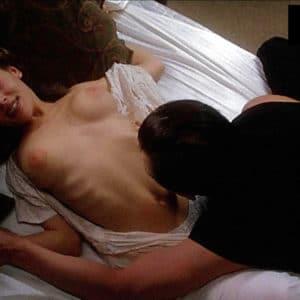 Alyssa Milano topless pic