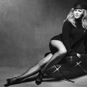 Amy Schumer posing