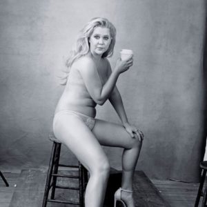 Amy Schumer sexy naked