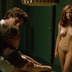 Eva Green posing