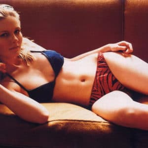Kirsten Dunst bikini pic