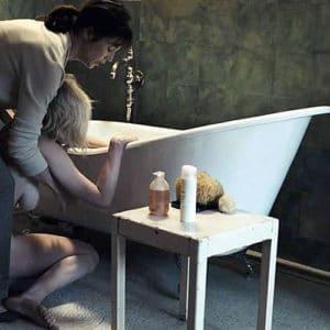 Kirsten Dunst naked in Melancholia